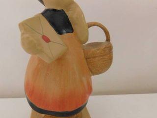 Vintage Dutch Gilr Figurine