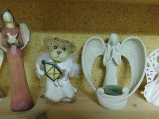 Angel Figurines  5 ea