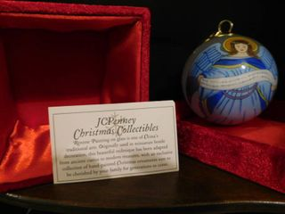 JC Penney Ornament