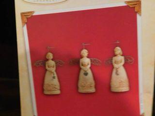 Hallmark Ornament   Angels of Virture