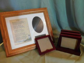 Oak Frame with Matting