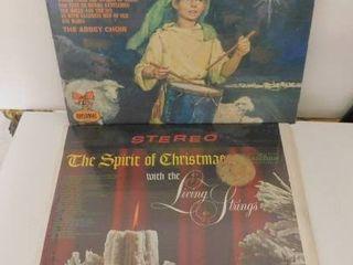 Two Christmas Albums