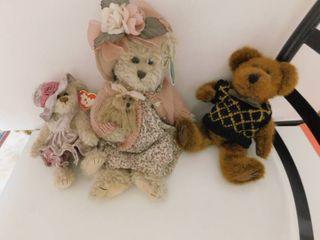Bears  3 ea
