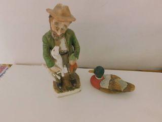 Figurines  2 ea