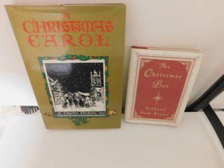 Christmas Books  2 ea