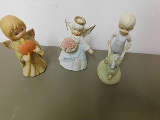 Figurines  3 ea