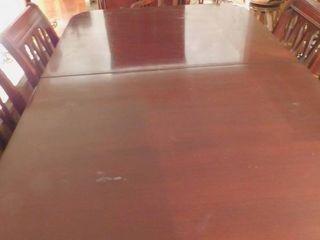 Antique Bernhardt Dining Table