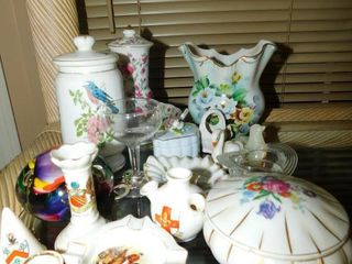 lot of China  19 ea    Paperweight