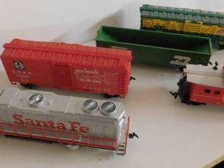 HO Grade Train Set