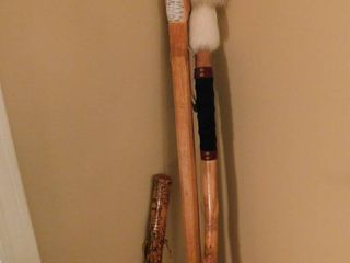 Walking Sticks  3 ea