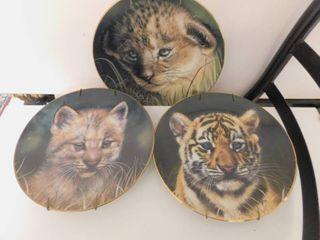 Collector Plates  3 ea