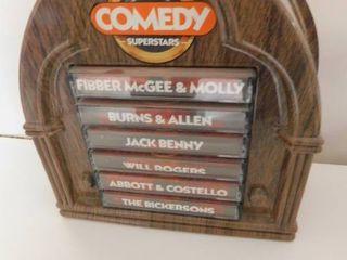Comedy Stars on Cassette