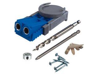 Kreg R3 Jr  Pocket Hole Jig System