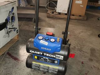 Kobalt Quiet Tech Air Compressor