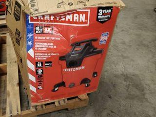 Craftsman 16 Gallon 6 5 HP Wet Dry Vac