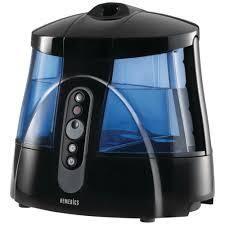 HoMedics Total Comfort Warm and Cool Mist Ultrasonic Humidifier Plus  UHE WM 70Walmart