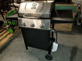Blue Rhino Grill inspect may need repair or parts