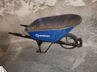 Kobalt Wheel Barrel