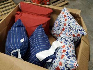 lot of Misc Throw Pillows