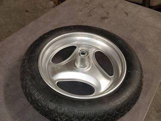 Wheel Barrel Wheel