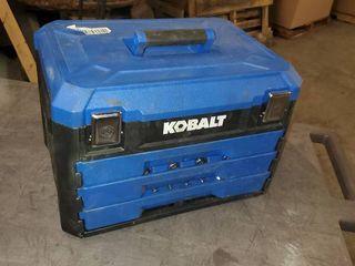 Kobalt Tool Set Box