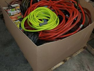 Very large lot of Misc Garden Hoses