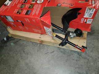 17 Inch Straight Shaft Gas String Trimmer 2 Cycle 25cc
