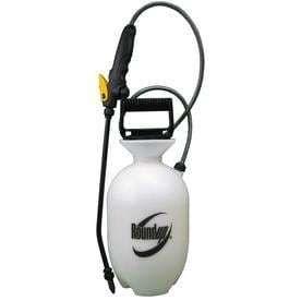 lot of 2 Roundup 1 Gallon Plastic Tank Sprayer