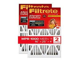 Two Fitrete Air Cleaning Filter