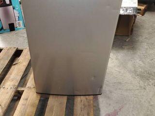 4 4 Cu  Ft  Mini Refrigerator Silver Mist  Frigidaire
