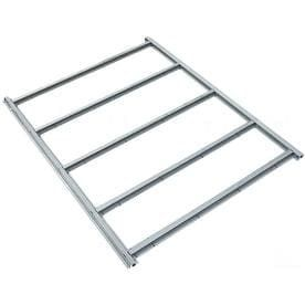 Arrow 6 ft x 5 ft Metal Storage Shed Floor Kit