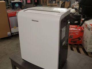 Hisense DH100KP1WG 100 Pint 3 Speed Dehumidifier