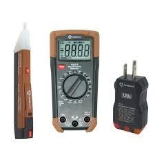 Southwire 10037k Tools   Equipment Electrical Test Kit
