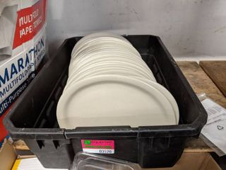 Oval Ceramic Plates
