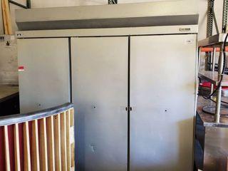Hobart 3 Door Freezer QF3