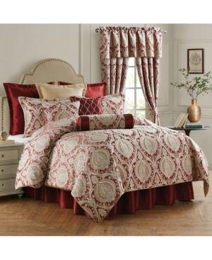 Rose Tree Norwich 4 Piece King Comforter Set Bedding