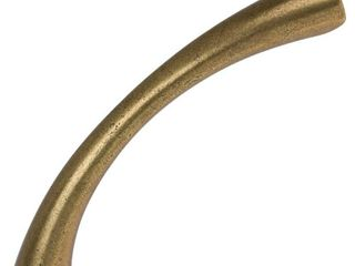 10 GlideRite Hardware 4194 AB 10 loop Arch Cabinet Pull  10 Pack  3 75  Antique Brass