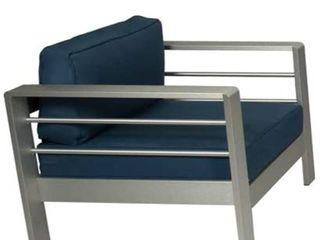 Kinsunny Outdoor Aluminum frame chair