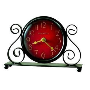 Howard Miller Marisa Antique Style  Vintage  Old World    Classic Style Mantel Clock  Reloj del Estante