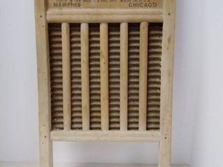 Vintage National Washboard