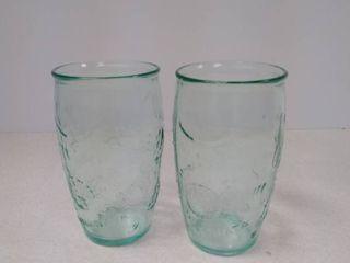 Vintage lemonade Drinking Glasses
