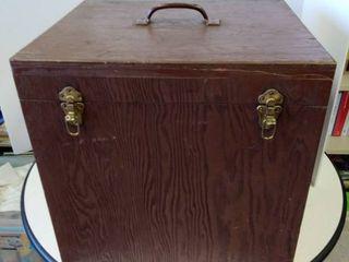 Vintage Crate Box