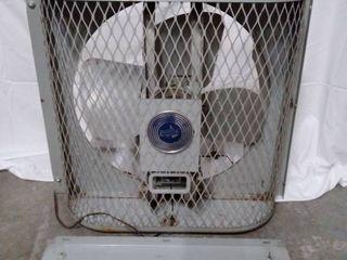 vintage Emerson Electric window fan