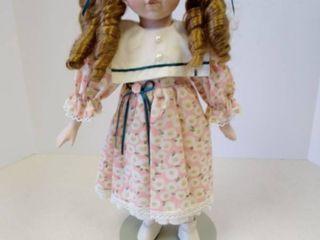 Girl doll Milestone 1997
