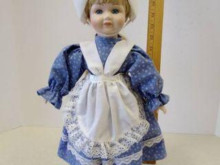 Holland Girl Doll