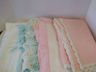 Vintage Baby Blankets