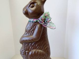 Vintage Don Featherstone Plastic Easter Bunny