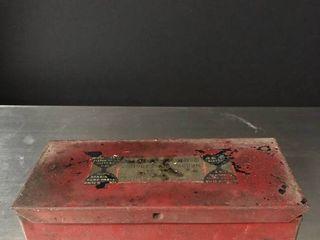 Vintage Compressor Vacuum Tester