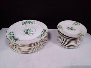 Vintage decorative plates