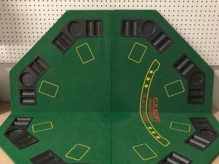 Poker Folding Table Top